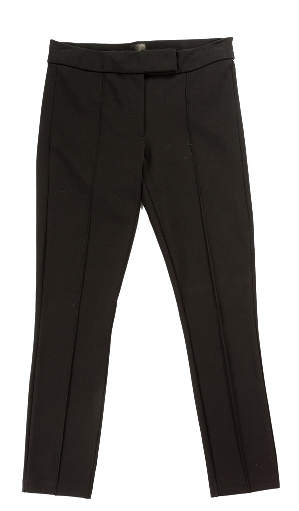 Geting Back to Square One black pencil trousers