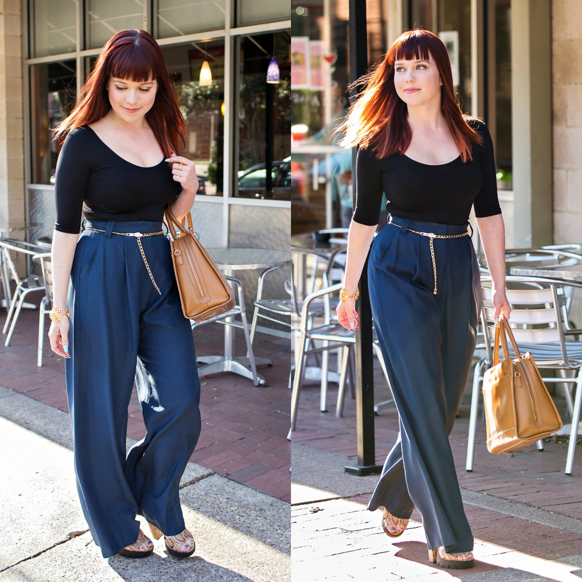 Wide Leg Pants | Style Tips With FDF | Blog | Front Door Fashion