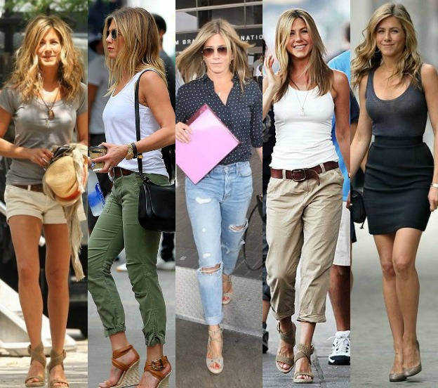 Jennifer Aniston 39 S Style Decoded Front Door Fashion