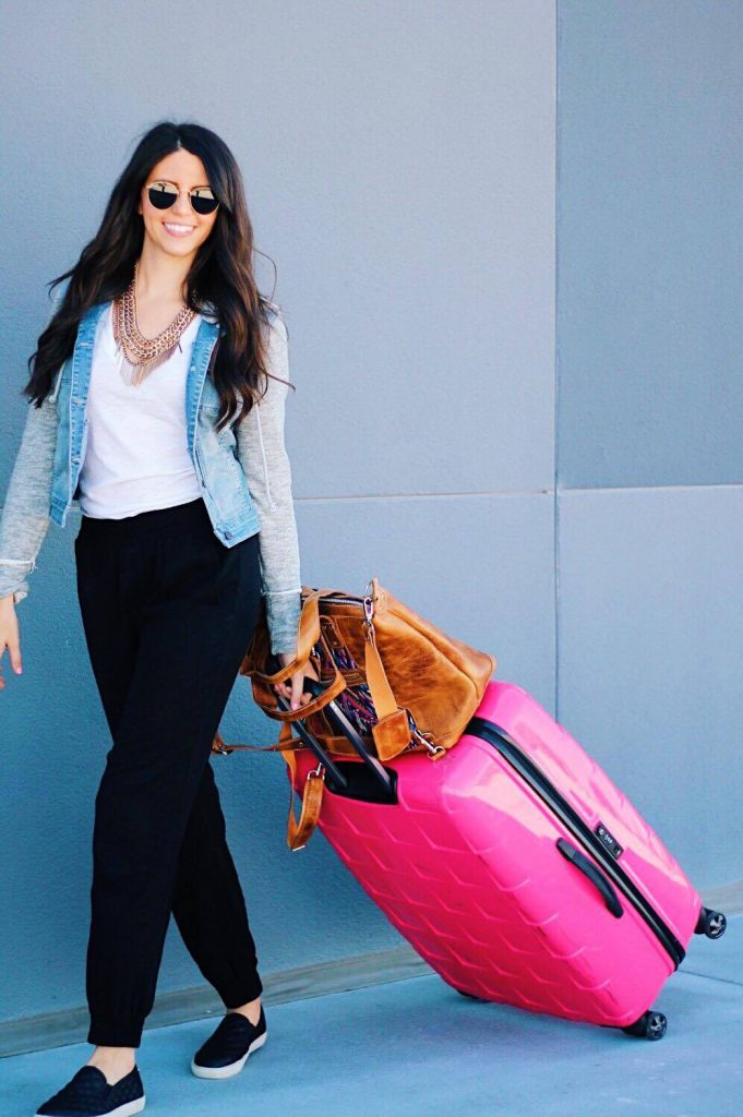 7 travel essentials what to wear to the airport