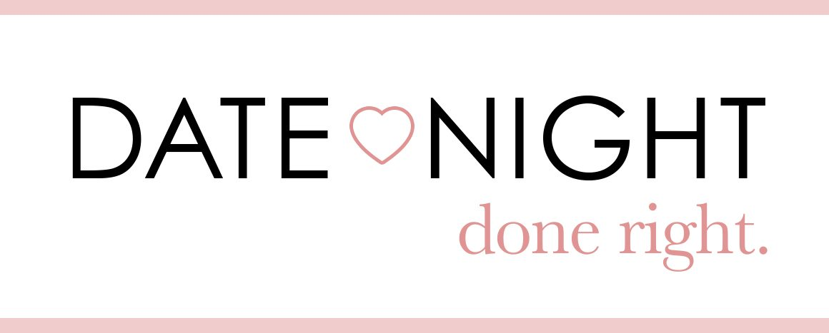 Date Night Outfit Inspiration Blog Header
