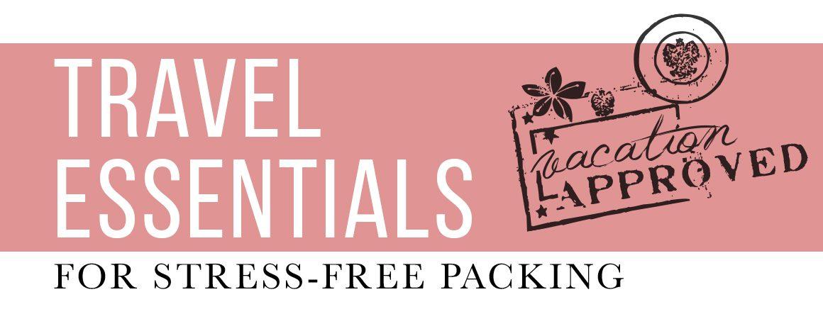 Travel Essentials Blog Header
