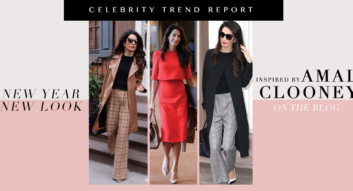 2019 Trends According To Amal Clooney Front Door Fashion