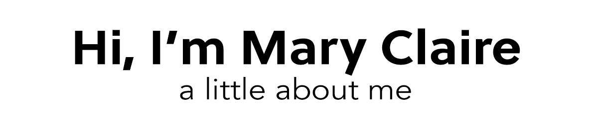 About Mary Claire