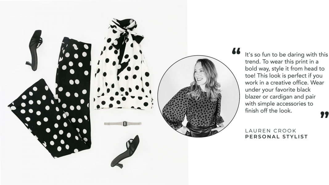 Trending: Polka Dots for Spring