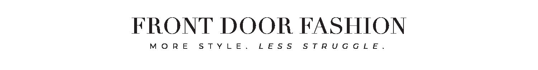 Front Door Fashion