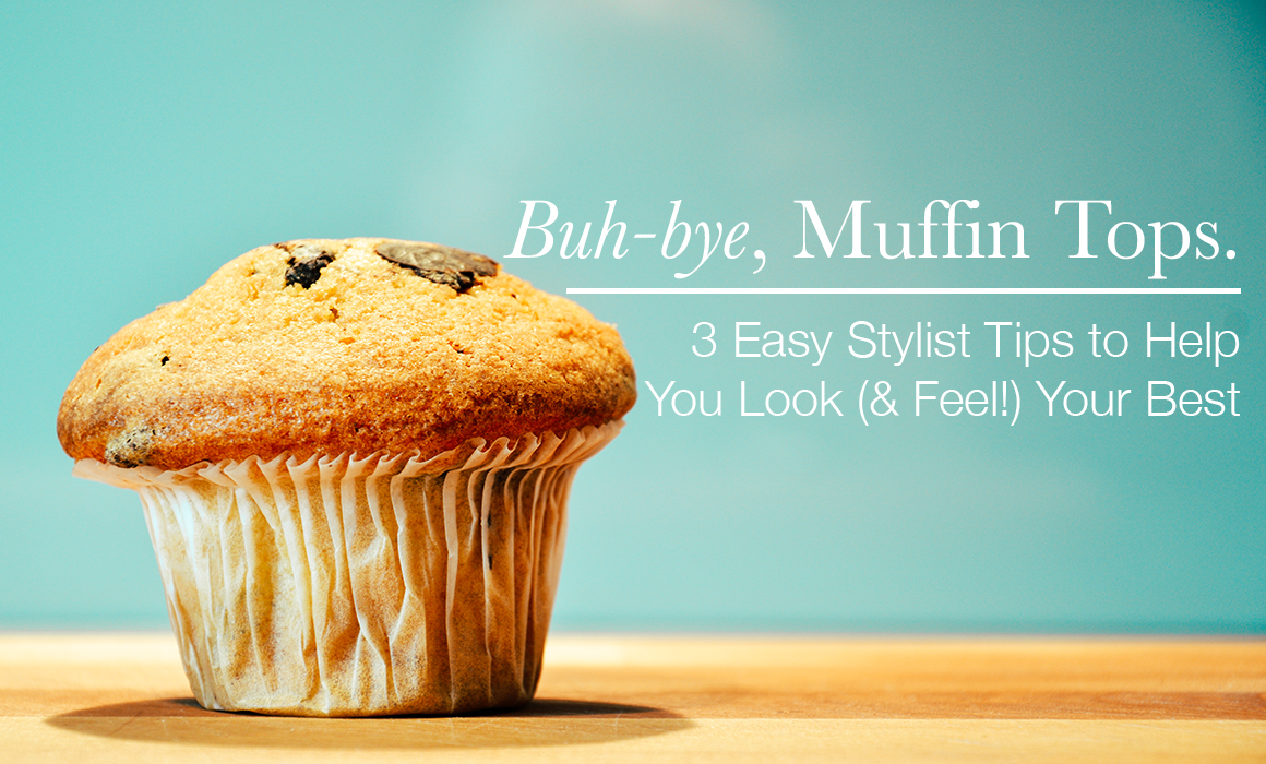 3 Easy Ways to Banish the Muffin Top for Good