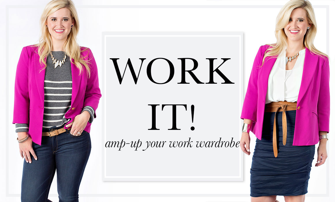 Instantly Elevate Your Go-To Work Outfits in 3 Easy Steps
