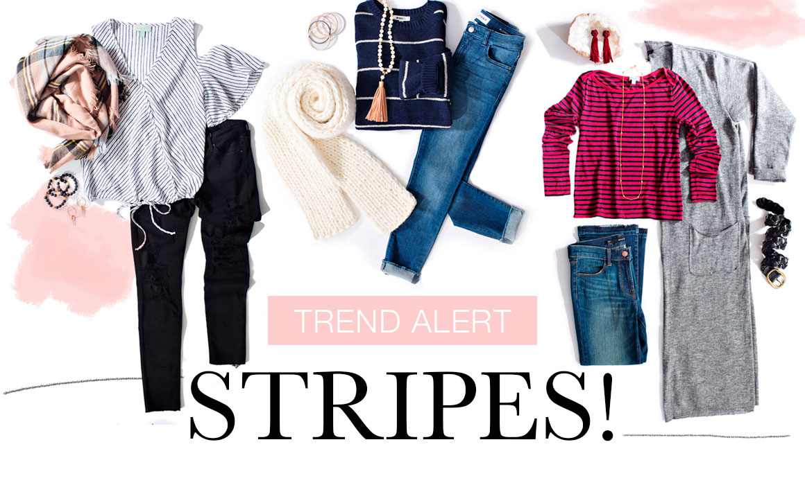 Trend Alert: Stripes That Never Go Out of Style