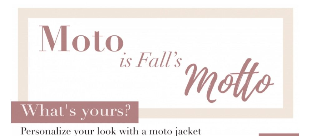 Get Styled in Moto