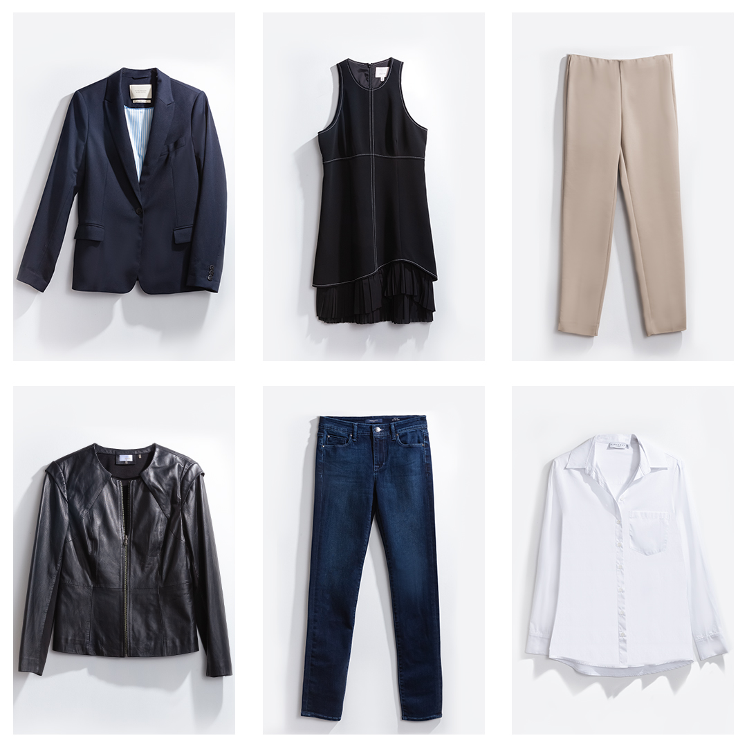 New Year New You: Investing in Closet Staples